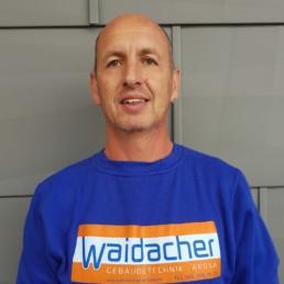 Jauck Wolfgang von Waidacher Gebäudetechnik Arosa