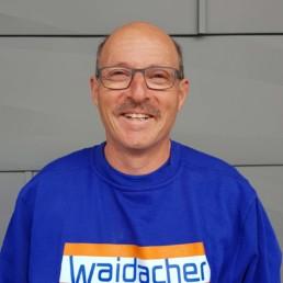 Harry Wieser von Waidacher Gebäudetechnik Arosa