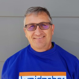 Michael Dominik von Waidacher Gebäudetechnik Arosa