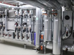 Lüftungsystem Arosa - Waidacher Gebäudetechnik