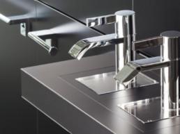 Sanitär Service Arosa modernes Lawabo Neuinstallation - Waidacher Gebäudetechnik